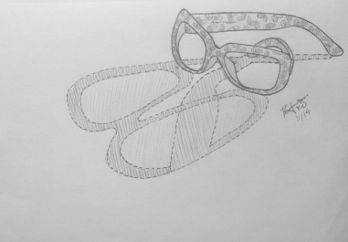 Sunglasses Still Life