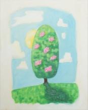 Spring. Acrylic. 11x14