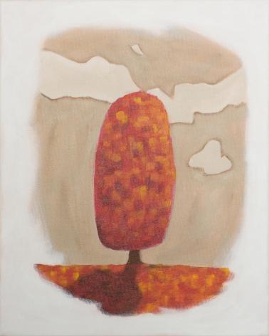 Fall. Acrylic. 11x14