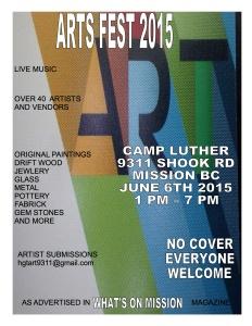 Artsfest Poster