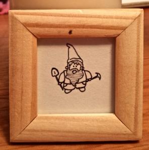 Dwarf - Framed