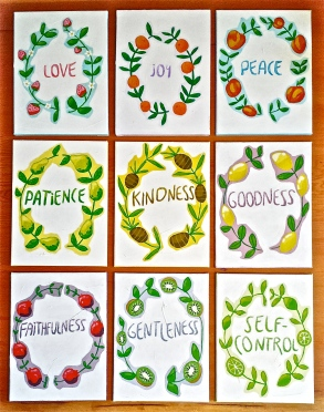 Fruits of the Spirit Series