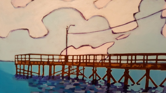 The Pier at Crescent III - Detail