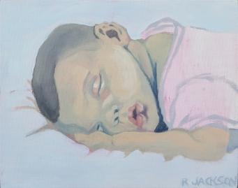 Baby Grant. 8x10